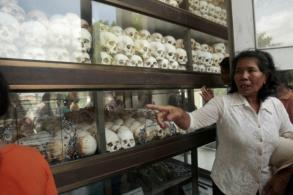 Summation at trial of Khmer Rouge leaders