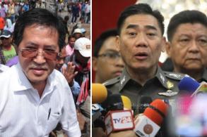 Top cop vows to sue ex-MP Witthaya