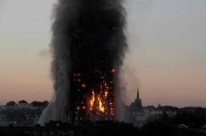 London residents demand answers in deadly blaze