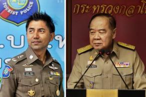 Prawit mulls probe into police post-buying