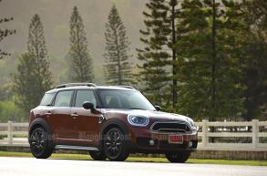 Mini Cooper S Countryman (2017) review