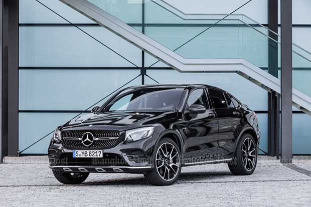Price of Mercedes-Benz GLC Coupe drops in Thailand