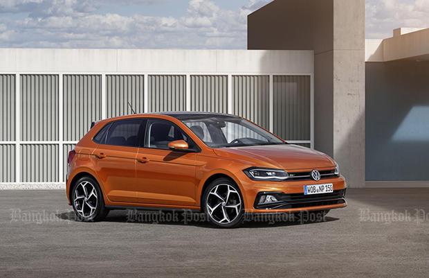 Volkswagen unveils new Polo hatchback