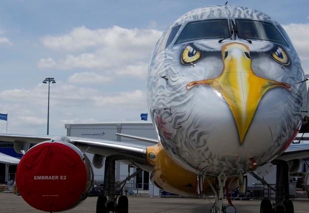 Hype builds for Paris Air Show