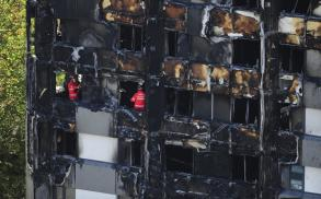 High-rise fire safety debate revived