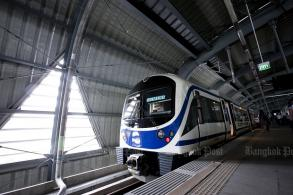 Woman killed by train, Airport Link service affected