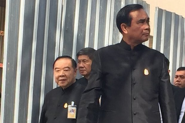 PM asks public to back Sino-Thai deal