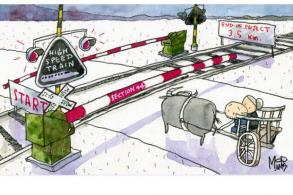 China-Thai railway deal: Really better than Yingluck's?