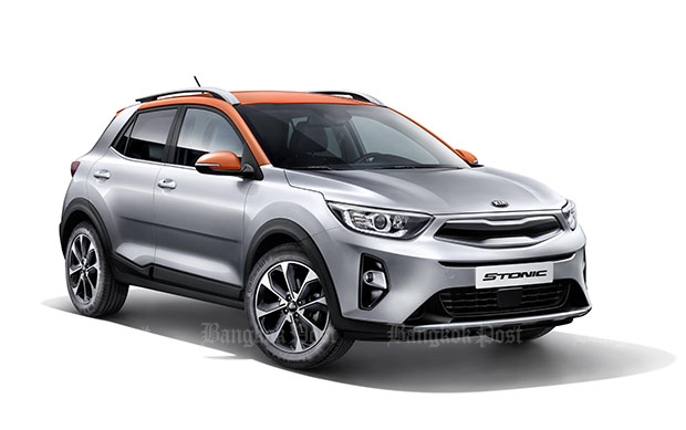Kia joins compact SUV fray with new Stonic