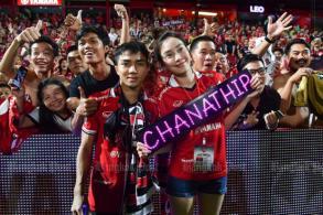 Soccer: Consadole welcomes Thailand's 1st J-Leaguer