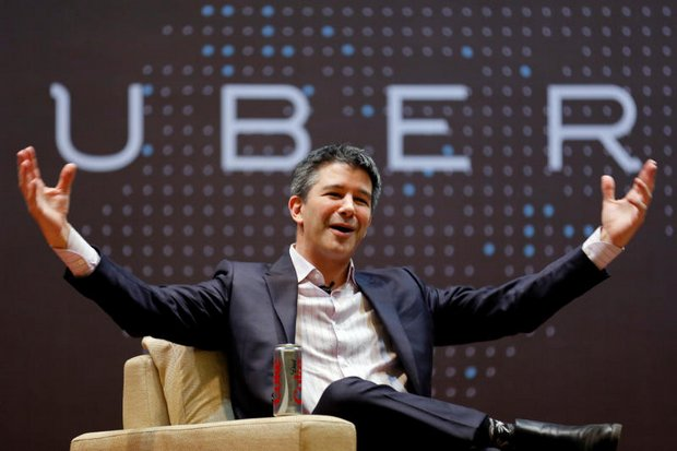 Uber CEO Kalanick ousted by investor pressure