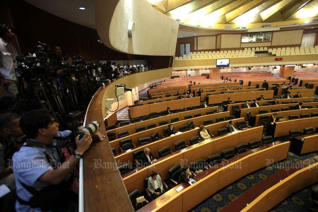 Thailand's parliament approves national strategy bill