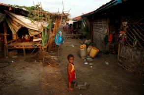 Rohingya insurgent camp said found in Myanmar, 3 killed