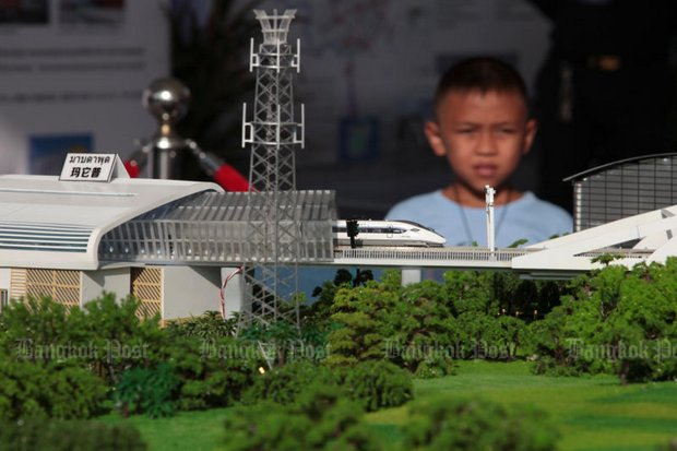 Is the Thai-Chinese railway a raw deal?