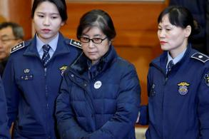 Friend of former S.Korea leader jailed for three years