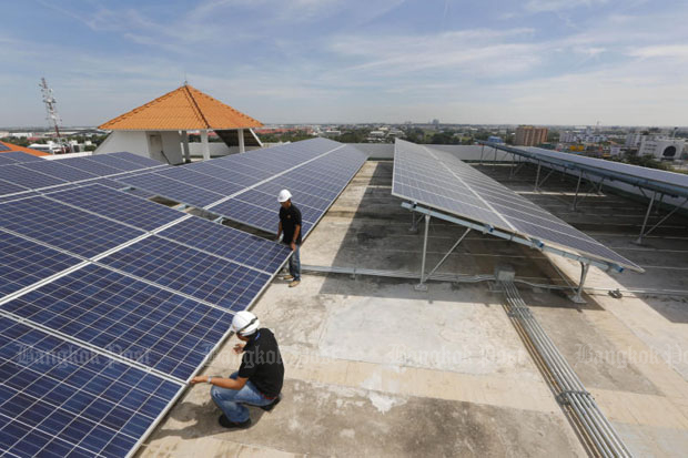 No 'backup' charge for home solar power users