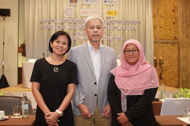 Defamation complaint against rights activists dropped