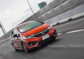 Honda Jazz 1.5 RS+ (2017) review