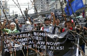 Philippines: IS funded siege through Malaysian militant