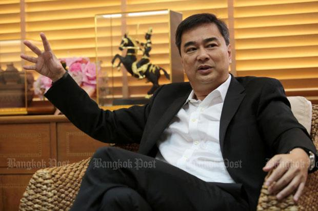 Abhisit up for Wissanu meet on primary doubts | Bangkok Post: news