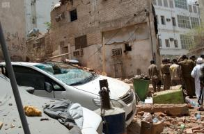 Saudis foil Mecca bomb plot
