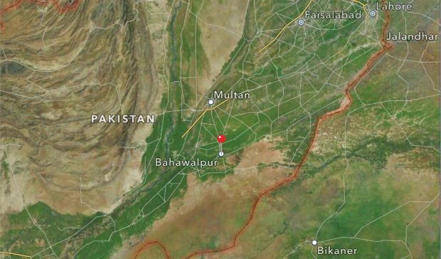 Overturned oil tanker explodes in Pakistan, killing 120