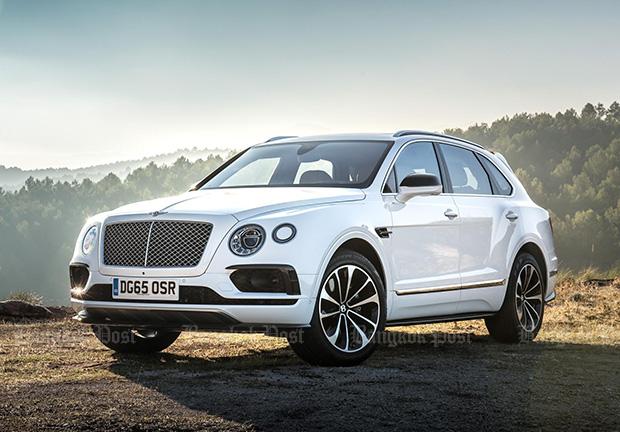 Bentley officially launches Bentayga in Thailand