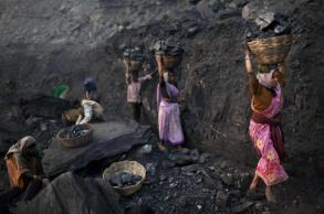 Coal back on the rise in China, US, India