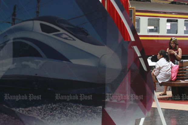 Ministry ready to borrow B170bn for rail project