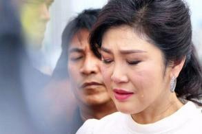 Ex-PM's tears get Prawit cold shoulder