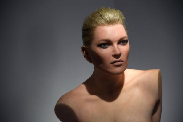 Kate Moss immortalised as mannequin-style sculpture | Bangkok Post: lifestyle