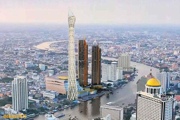 Bangkok Observation Tower To Be Built With No Bidding