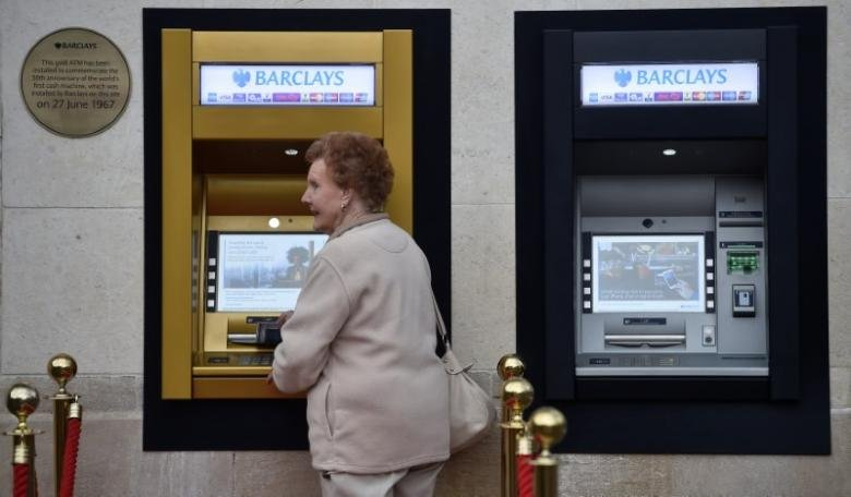 World's first ATM turns gold at 50