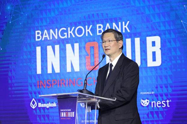 BBL chooses fintech startups for InnoHub