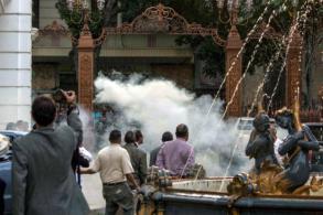 Venezuela: Helicopter strafes court in 'terrorist attack'