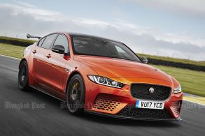 Jaguar goes wild with XE SV Project 8