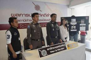 South Korean charged with Pattaya hotel thefts