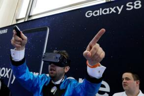 Samsung invests $1.9 billion in US before summit