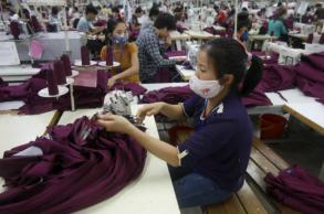 Vietnam exports surge; growth tops 6%