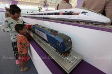 Rail project gets NESDB's blessing