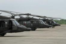 US approves new Black Hawk helicopter sales