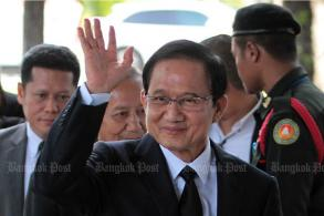 Somchai confident as ruling on yellow-shirt protest nears