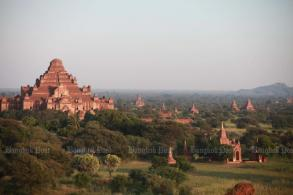 Cambodia, Myanmar moot plan to promote ancient temples