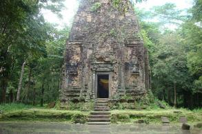 Cambodian temple complex listed as world heritage site
