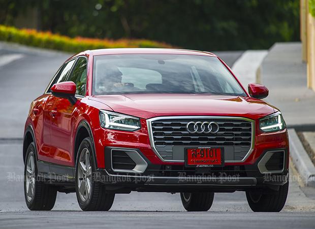 Audi Q2 35 TFSI (2017) review