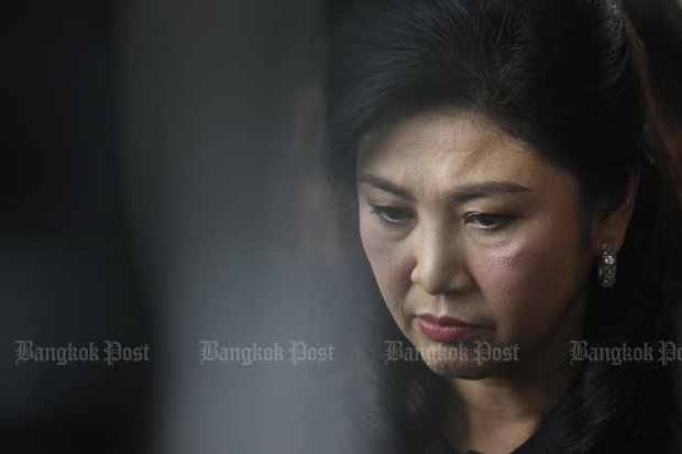 Yingluck defiant as reckoning nears