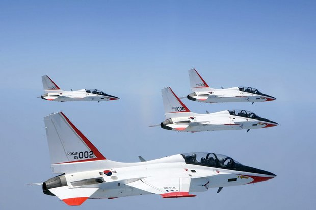 Korea in final talks to win trainer jet order from Thailand
