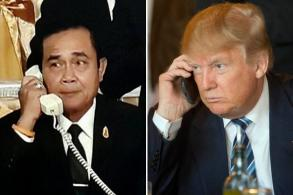 FM insists Trump keen on Prayut visit