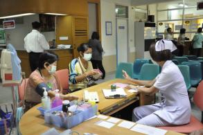 Hospital confirms year's first flu death, in Phichit