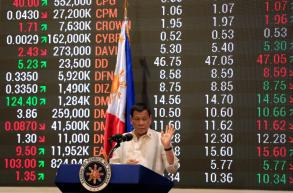 Philippine stocks outperform other SE Asia markets